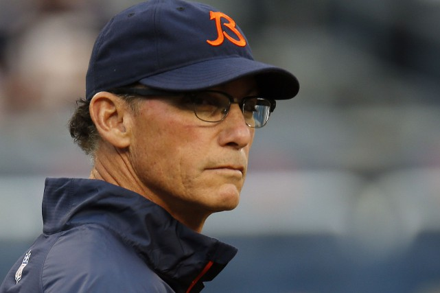Marc Trestman... (Photo Jim Young, archives Reuters)