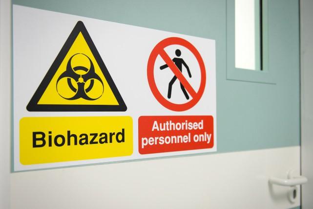 Les autorités estiment que la patiente n'a été... (Photo LEON NEAL, AFP)