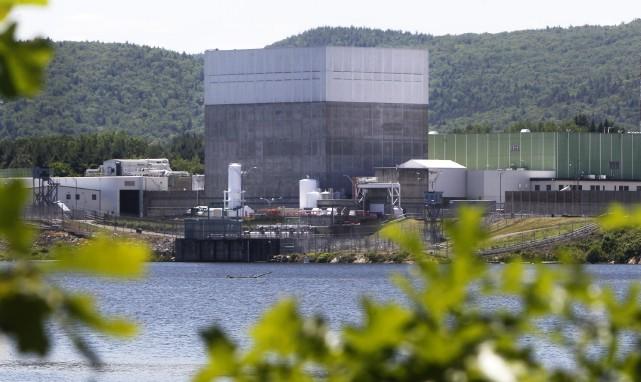 La centrale nucléaire Vermont Yankee... (Photo Toby Talbot, Archives AP)