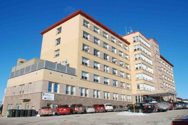 Pour l'Hôpital d'Alma, une recrudescence marquée des visites... ((Archives))