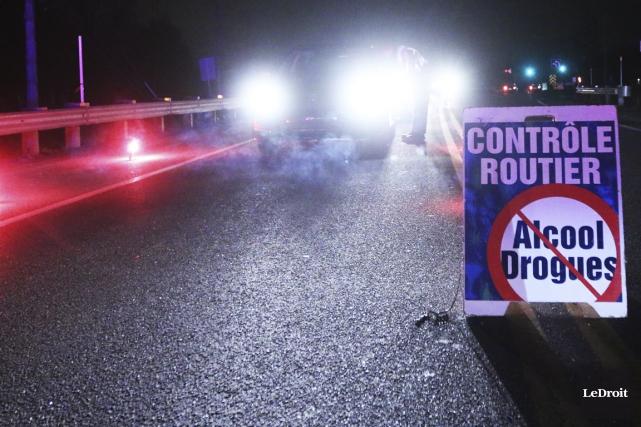 Si certains automobilistes sous-estiment la quantité d'alcool qu'ils... (Photo archives Le Droit)