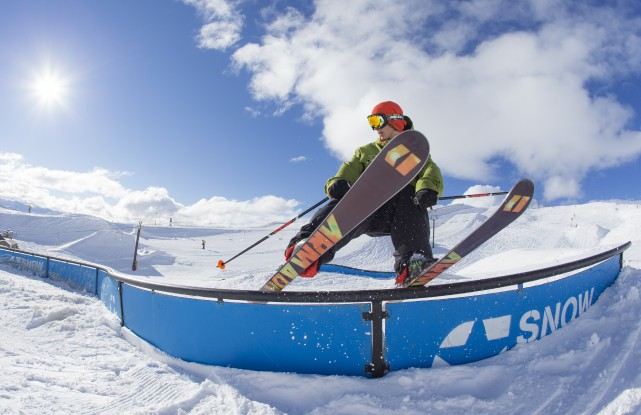 Alex Bellemare participera aux X Games pour la... (Photo: Armada)