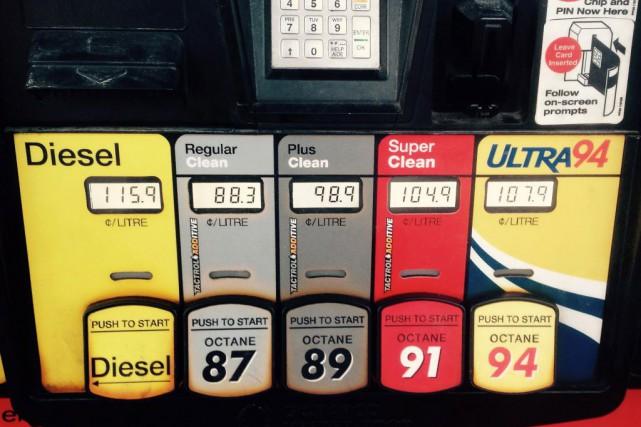 Le revirement de situation dans l'industrie pétrolière a... (Photo Doug Ives, La Presse canadienne)