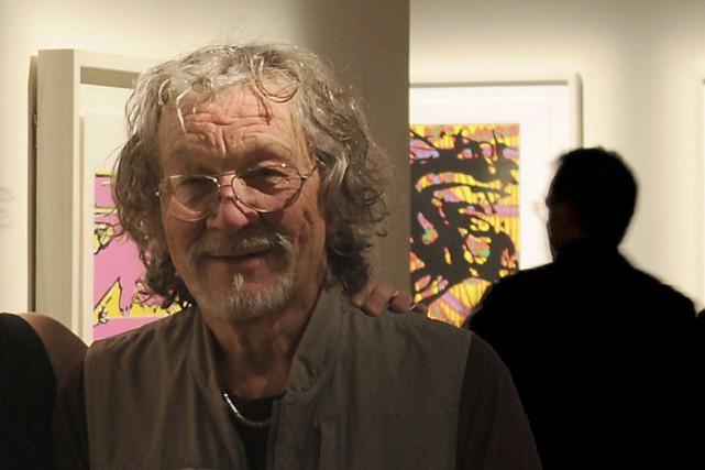 Jacques Hurtubise... (Photothèque Le Soleil)