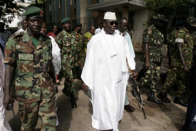 Les assaillants «voulaient renverser le régime» de Yahya... (Photo Rebecca Blackwell, AP)