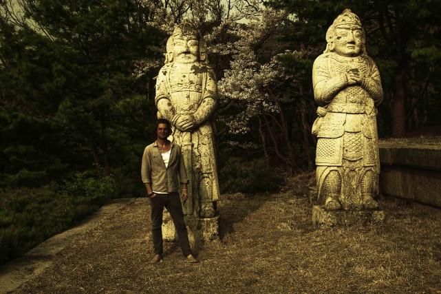 Étienne Ravary s'est déjà rendu en Corée du... (Photo fournie)
