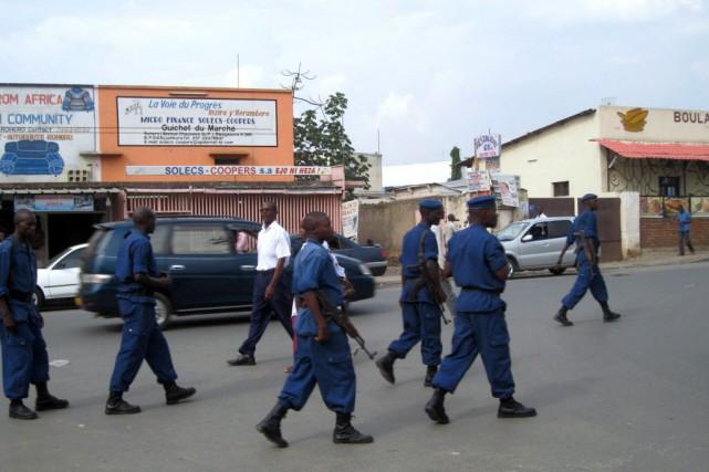 Selon Anselme Nsabimana, le gouverneur de la province... (Photo ESDRAS NDIKUMANA, Archives AFP)