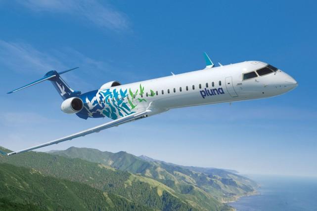 Au prix courant de l'avion CRJ900 de Bombardier,... (Photo fournie par Bombardier)