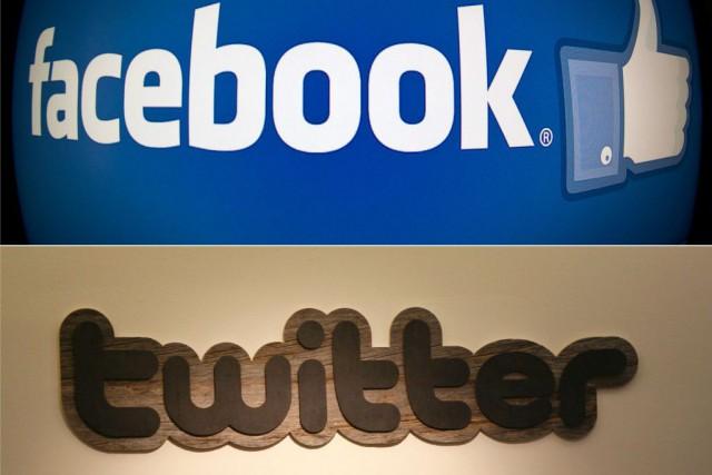 Le nombre d'utilisateurs des médias sociaux continue de... (Photo Karen BLEIER / Kimihiro HOSHINO, AFP)