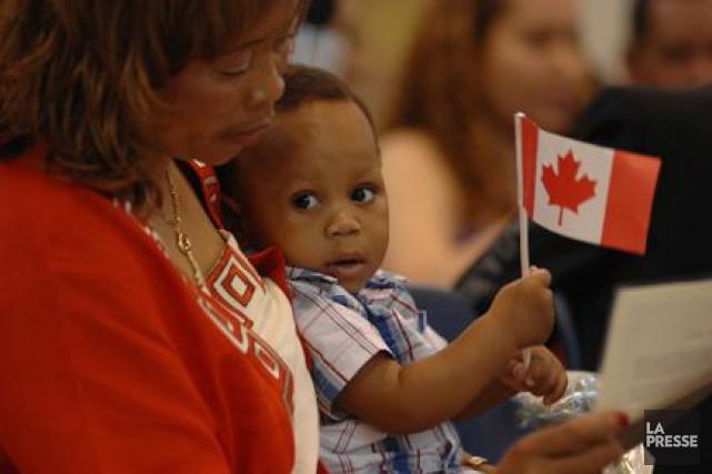 Dans une note publiée mercredi, Statistique Canada indique... (PHOTO ARCHIVES LA PRESSE)