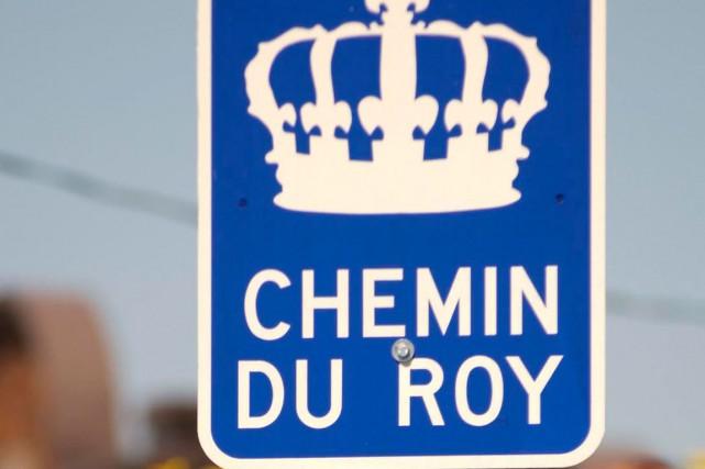 La route touristique du Chemin Du Roy, longue... (Archives, La Presse)