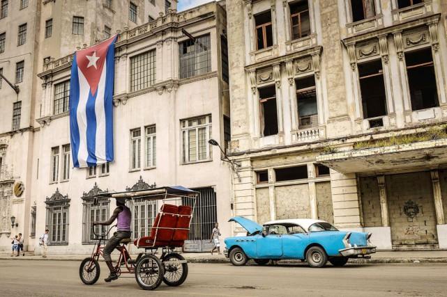 Le tourisme est la troisième source de revenus... (Archives AFP)