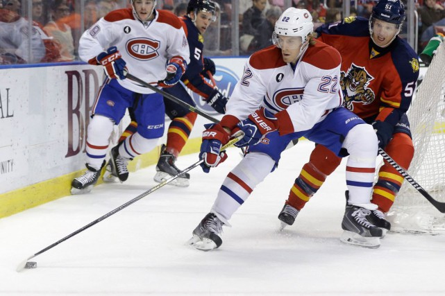 Le Canadien a repris le premier rang de... (Associated Press)