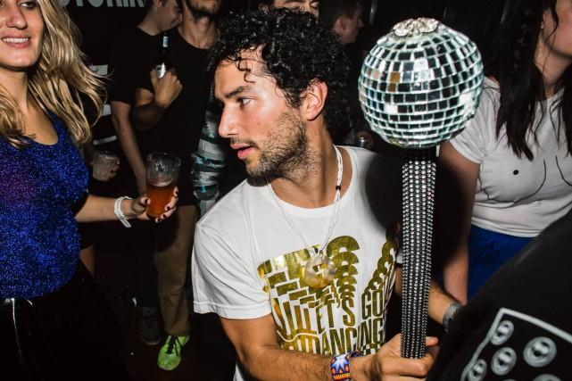 Thomas Von Party, l'un des DJ qui spinneront... (Photo tirée de Facebook)