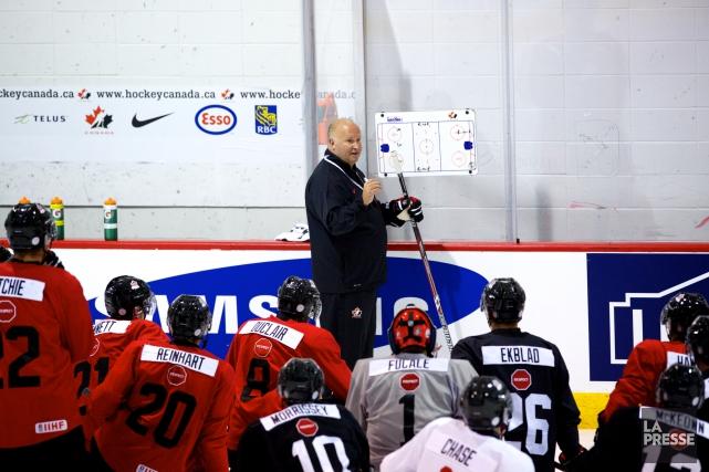 Votre enfant est un jeune prodige du hockey? Sa date de naissance aura sans... (PHOTO SARAH MONGEAU-BIRKETT, LA PRESSE)
