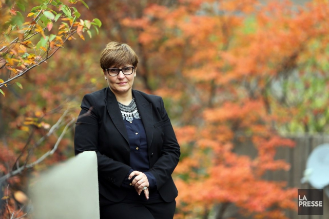 Karine Gentelet est chercheuse au Centre de recherche... (Photo Martin Chamberland, La Presse)
