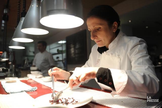 «Je pense sincèrement que mal manger dans un... (Photo archives La Presse)