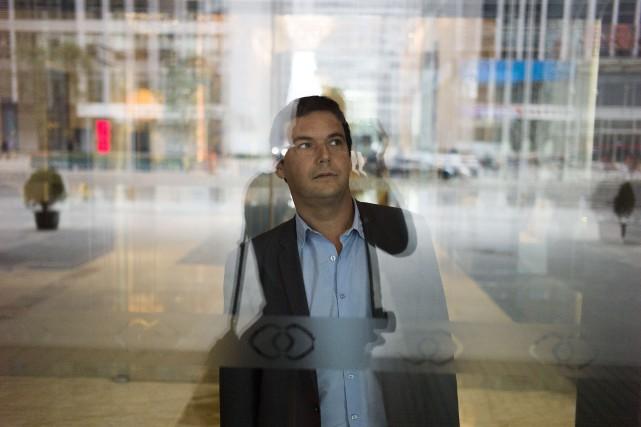 Le très médiatique Thomas Piketty, économiste qui connaît un succès... (Photo FRED DUFOUR, Archives AFP)