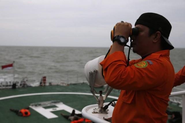 Les enquêteurs du BEA sont «équipés de moyens... (Photo Beawiharta, Reuters)