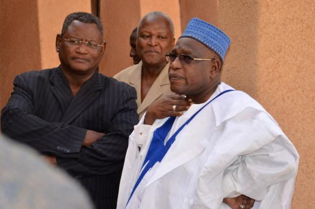 Le juge du tribunal correctionnel de Niamey a... (PHOTO HAMA BOUREIMA, AFP)