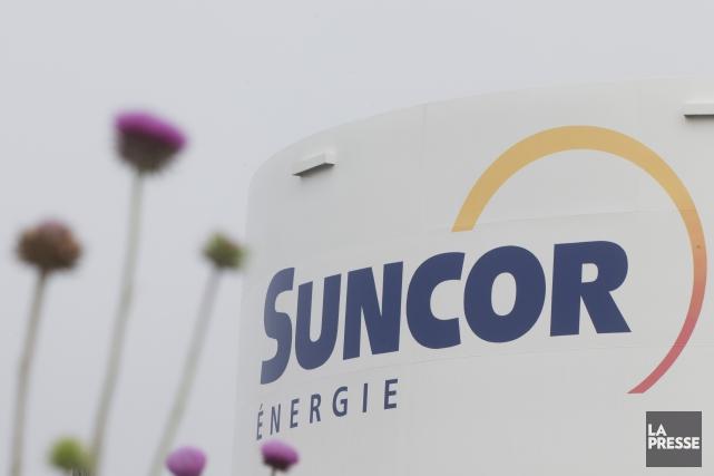 Il n'y a plus de diesel qui s'échappe du réservoir Suncor de Rimouski, a... (Photo Ivanoh Demers, Archives La Presse)