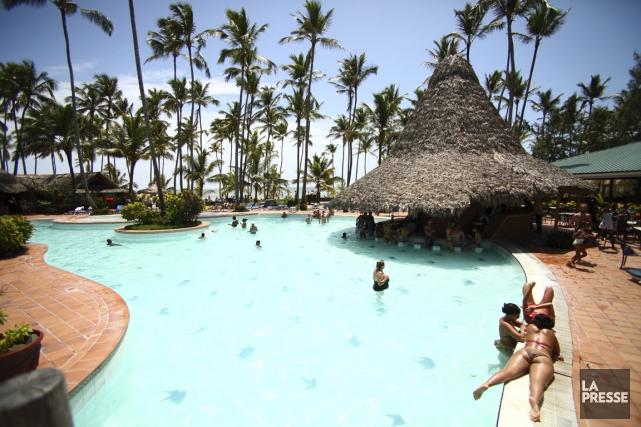 Vous rêvez déjà à vos vacances estivales et profitez du long congé des Fêtes... (PHOTO DAVID BOILY, LA PRESSE)