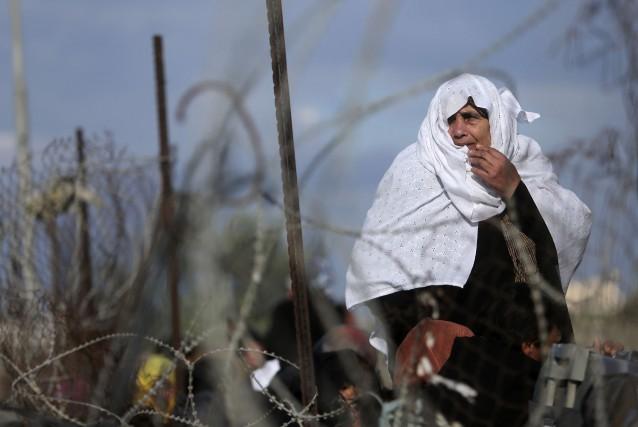 Un Palestinien a été tué vendredi dans le sud de la Bande de Gaza par des tirs... (Photo IBRAHEEM ABU MUSTAFA, REUTERS)