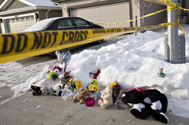 La police d'Edmonton a pu identifier les huit personnes abattues par un homme... (Photo La Presse Canadienne)