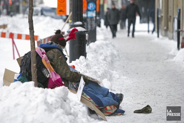 Les besoins des sans-abris sont les mêmes que... (Photo Robert Skinner, archives La Presse)
