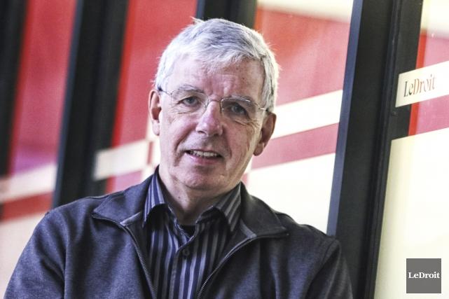 Pierre Bergeron.... (Patrick Woodbury, LeDroit)