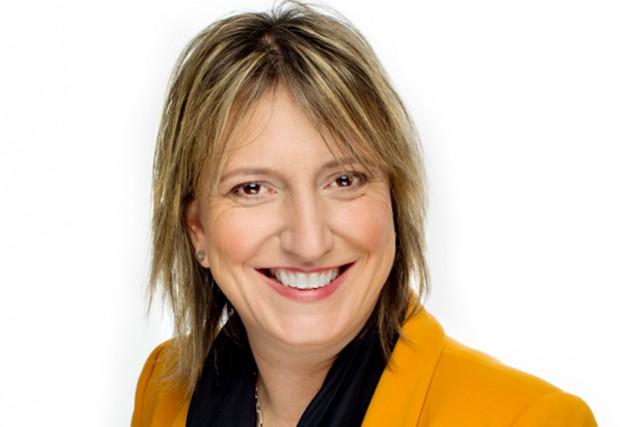 Martine Hébert, vice-présidente principale basée au Québec...