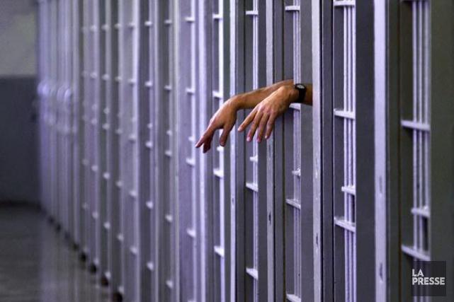 Près de la moitié des détenus qui s'enlèvent... (Photo Thinkstock)