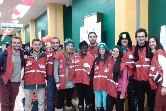 Ce sont 2235 bénévoles qui ont sillonné les... (Photo fournie)