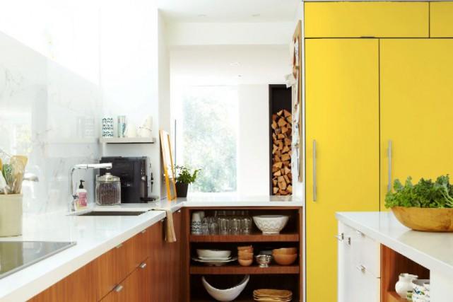 Moutarde de Dijon ou French, les jaunes nous... (Photo fournie par Peintures Laurentide)