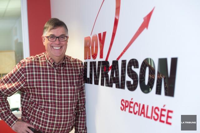 Le nouveau service que Roy Livraison proposera à... (IMACOM, René Marquis)