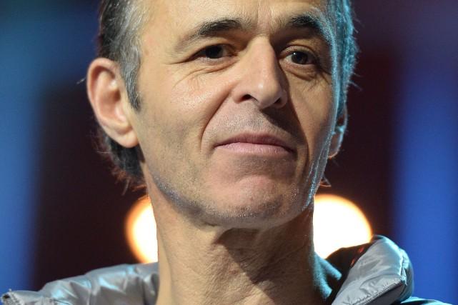 Le chanteur Jean-Jacques Goldman est la personnalité préférée des Français... (Photo PATRICK HERTZOG, AFP)