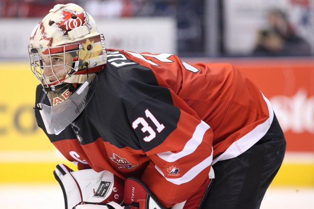 Zachary Fucale... (PHOTO STEVE RUSSELL, TORONTO STAR)
