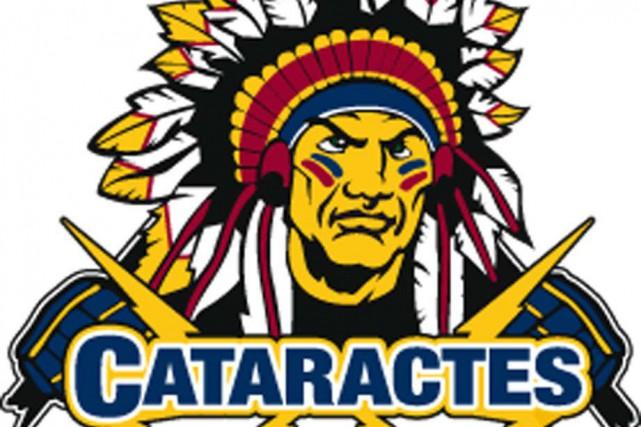 Les Cataractes ont été renversés 4-3 par les...