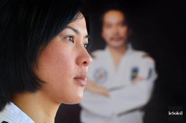 Joliette a perdu son père, Trân Triêu Quân,... (Photo Le Soleil, Yan Doublet)