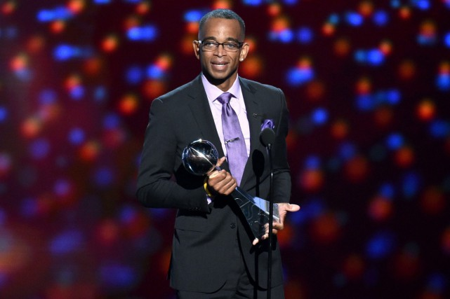 Stuart Scott combattait un cancer depuis un premier... (Photo John Shearer, archives AP)