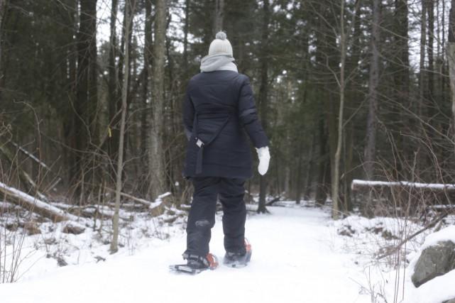 Les conditions n'étaient pas idéales au cours des... (photo Catherine Trudeau)
