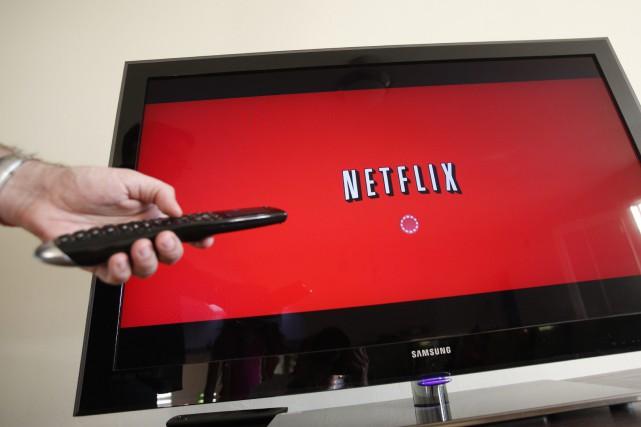 Netflix affirme ne pas avoir changé sa politique sur les usagers qui tentent... (Photo Paul Sakuma, AP)