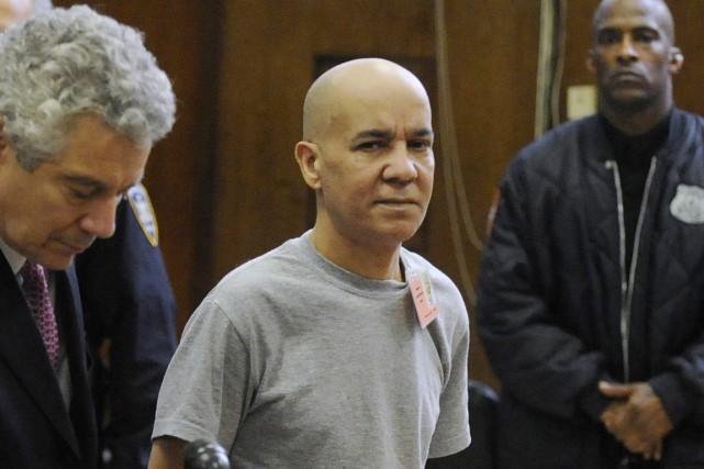 Le meurtrier présumé, Perdro Hernandez, 53 ans et... (PHOTO LOUIS LANZANO, ARCHIVES REUTERS)