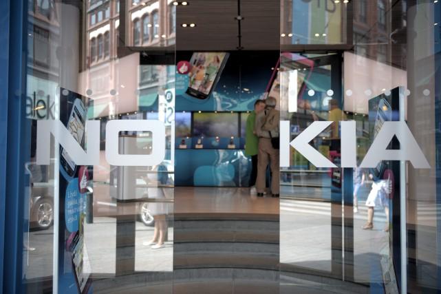 Le groupe informatique américain Microsoft a annoncé lundi le lancement d'un... (Photo Jussi Helttunen, AFP)