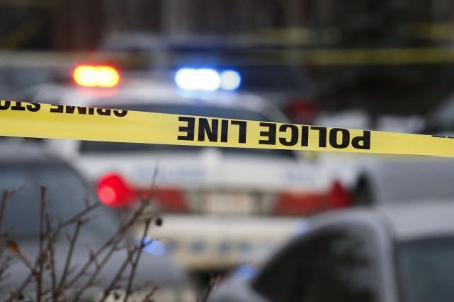 Les parents d'un homme accusé d'avoir violemment attaqué une petite fille de... (Photo Jeff McIntosh, Archives PC)