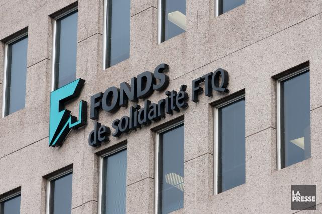 Le Fonds de solidarité FTQ a réalisé un bénéfice global de 351 millions $ pour... (Archives La Presse)