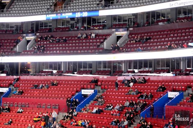 Les dirigeants de Hockey Canada ont demandé des... (Photo Bernard Brault, La Presse)