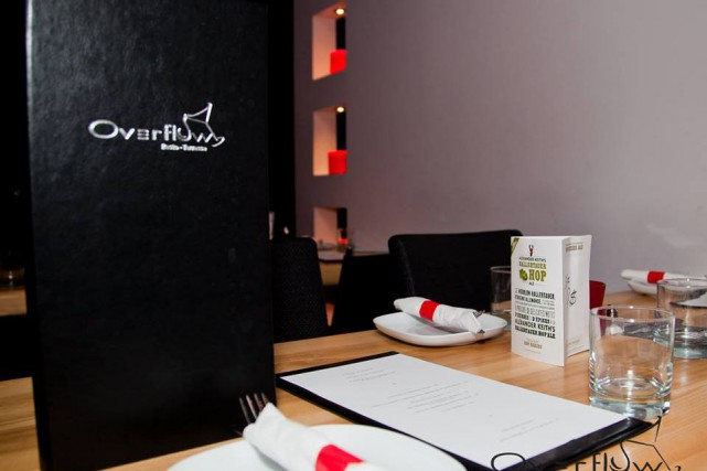 Le restaurant l'Overflow est de nouveau sanctionné par la Régie des alcools,... (Photo Facebook)