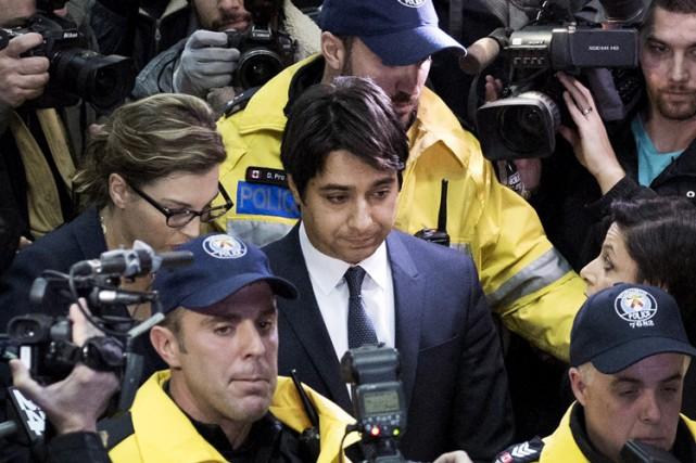 La plupart des récriminations contre Jian Ghomeshin'était aucunement... (La Presse Canadienne)