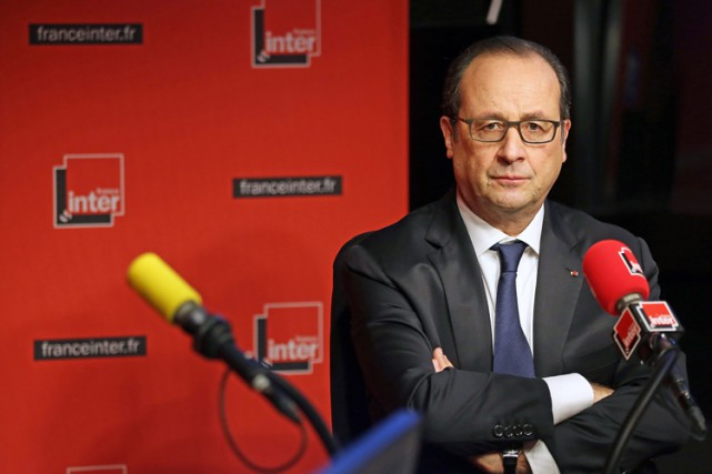 François Hollande... (Photo: AFP)
